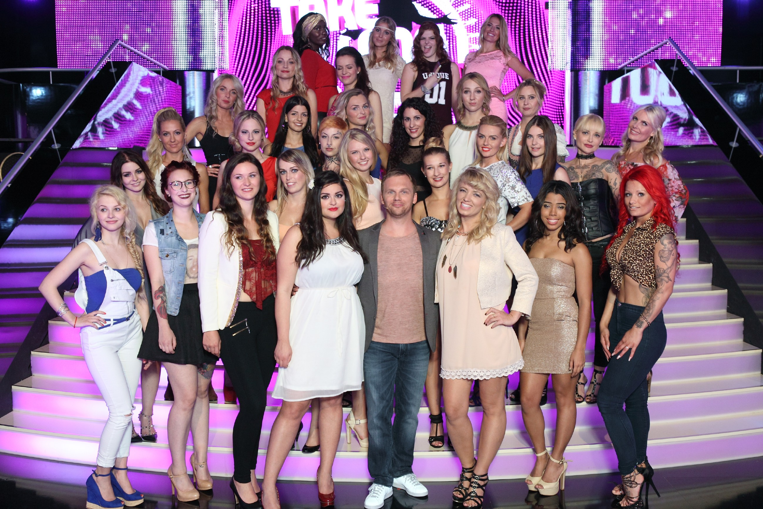 Take Me Out 2017 Das Sind Die Single Frauen Stars On Tv