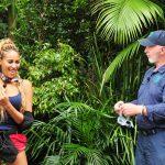 """Dschungelprüfung 8 """"Dschungelschlachthof"""" - Sarah Joelle Jahnel und Dr"""