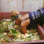 """Dschungelprüfung 8 """"Dschungelschlachthof"""" - Sarah Joelle und verrottete Lebensmittel"""