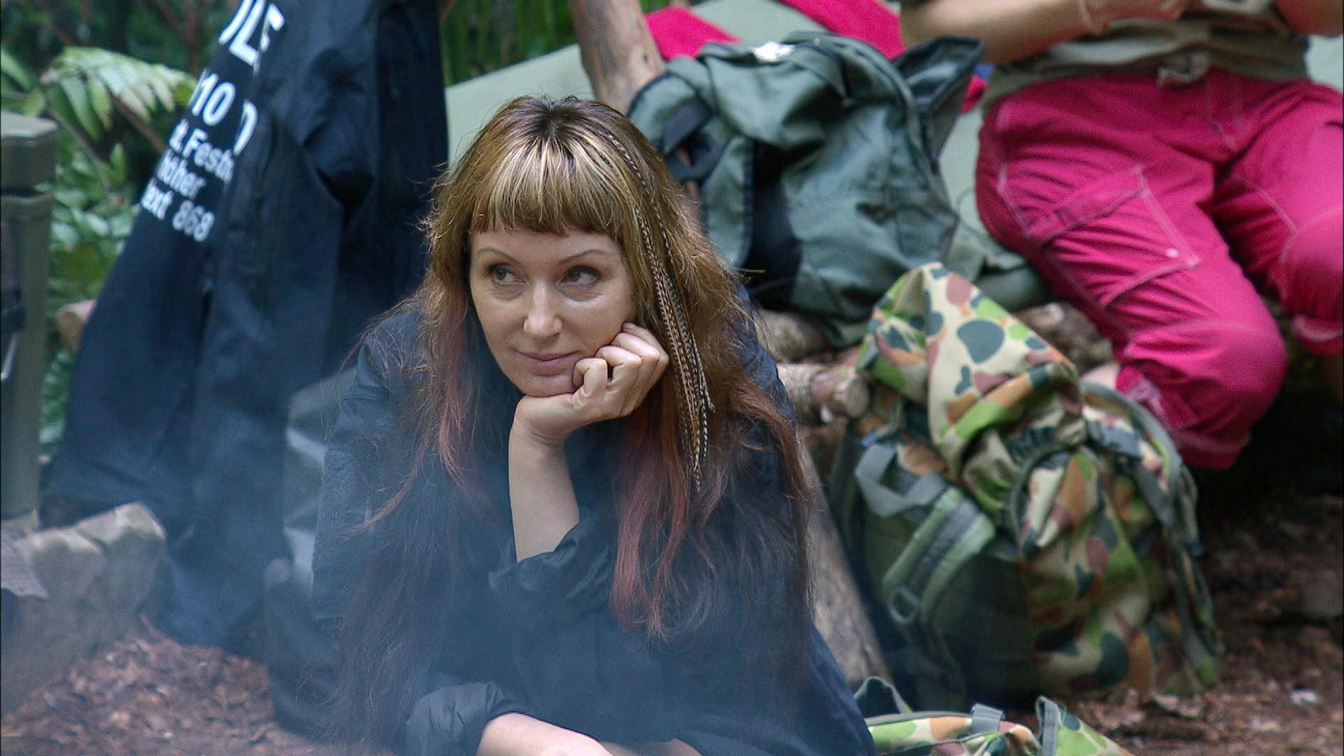 Dschungelcamp 2017 Tag 10 - Hanka Rackwitz