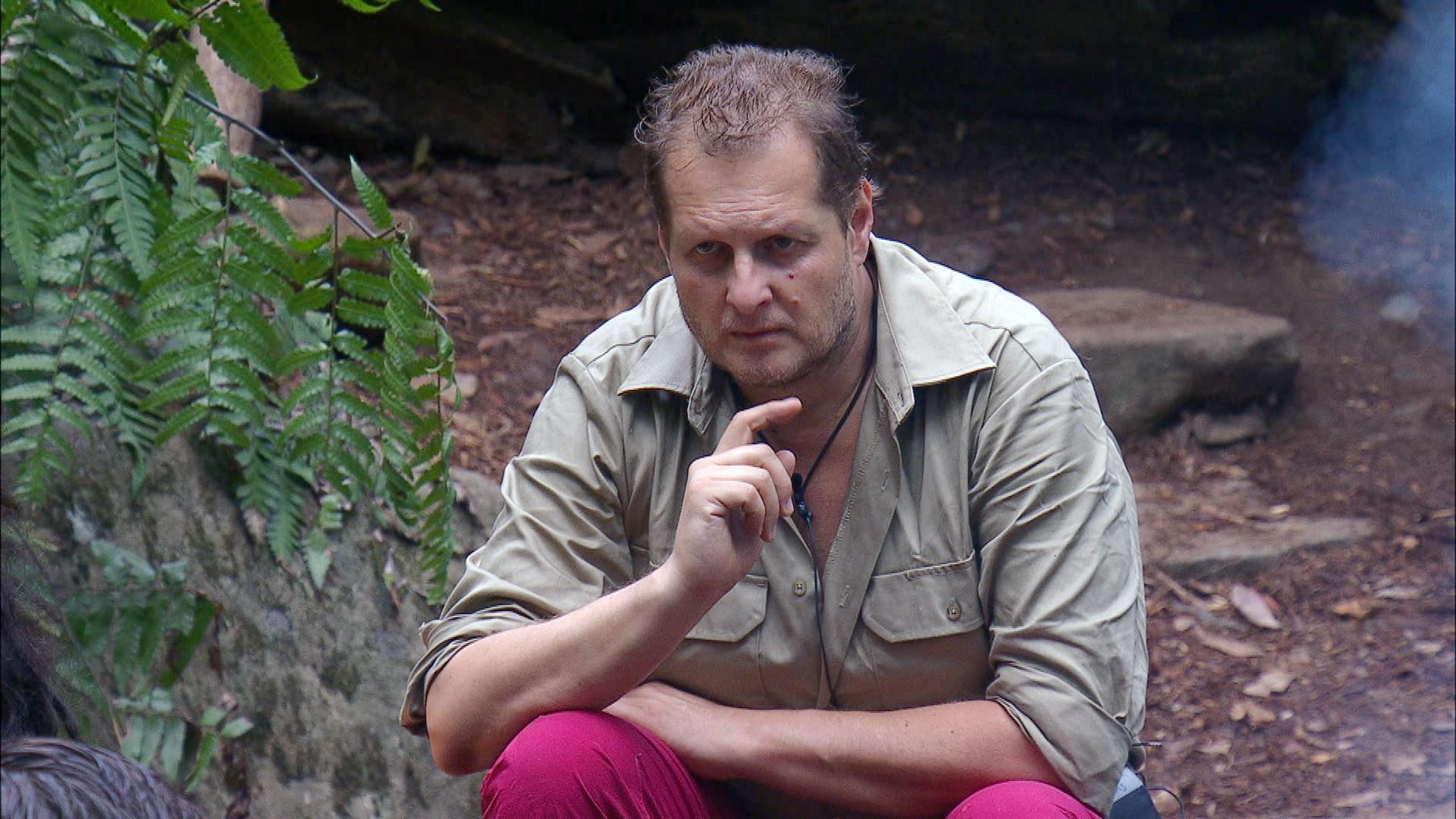 Dschungelcamp 2017 Tag 10 - Jens Büchner