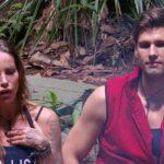 """Dschungelcamp 2017 Tag 10 - Gina-Lisa Lohfink und Alexander """"Honey"""" Keen"""