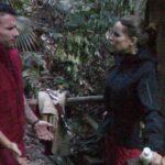 Dschungelcamp 2017 Tag 12 - Marc Terenzi und Gina-Lisa Lohfink