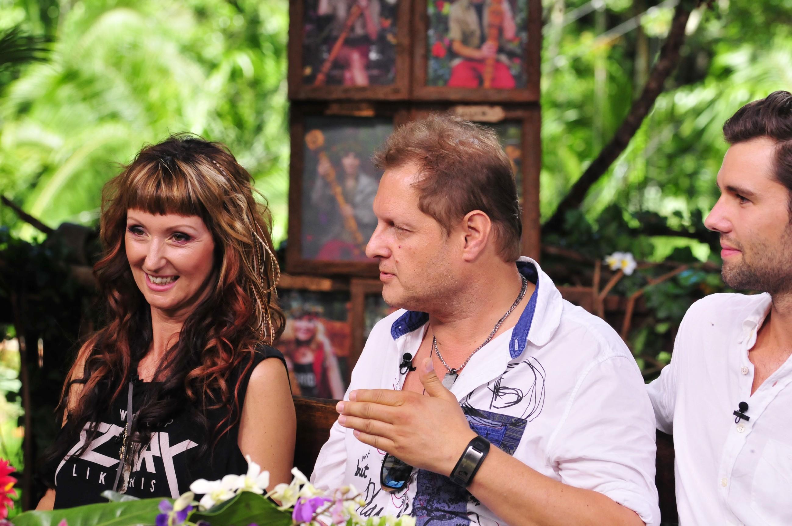 Dschungelcamp Das große Wiedersehen - Hanka Rackwitz und Jens Büchner