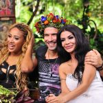 Dschungelcamp Das große Wiedersehen - Sarah Joelle Jahnel, Marc Terenzi und Kader Loth