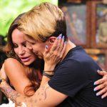 Dschungelcamp Das große Wiedersehen - Gina-Lisa Lohfink und Florian Wess