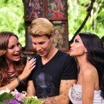 Dschungelcamp Das große Wiedersehen - Gina-Lisa Lohfink, Florian Wess und Kader Loth