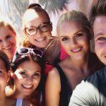 Der Bachelor 2017 Folge 2 - Clea-Lacy, Sabrina, Lisa, Alesa, Erika und Sebastian