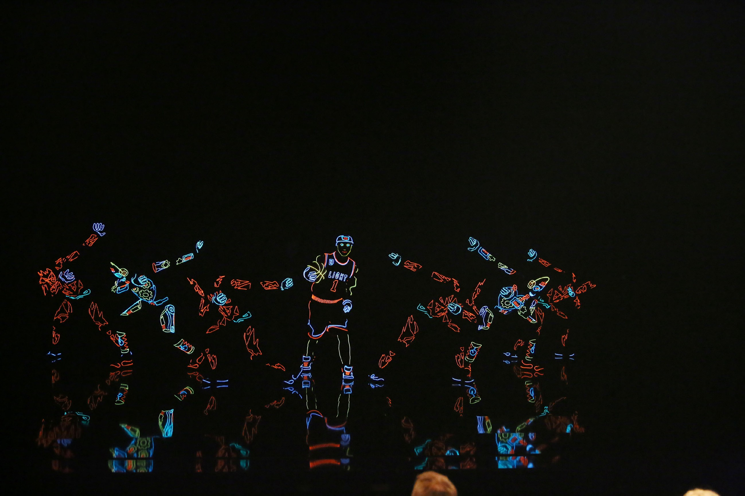 Die Puppenstars Finale - Light Balance