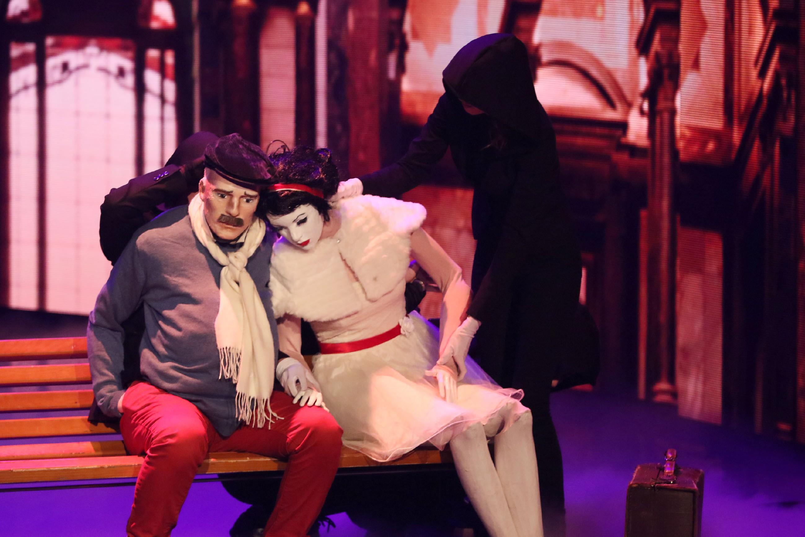 Die Puppenstars Finale - Lightwave Theatre Company