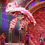Die Puppenstars Finale - Lion Dance Group