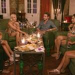 Der Bachelor 2017 Folge 6 - Sebastian mit den Ladys in entspannter Atmosphäre