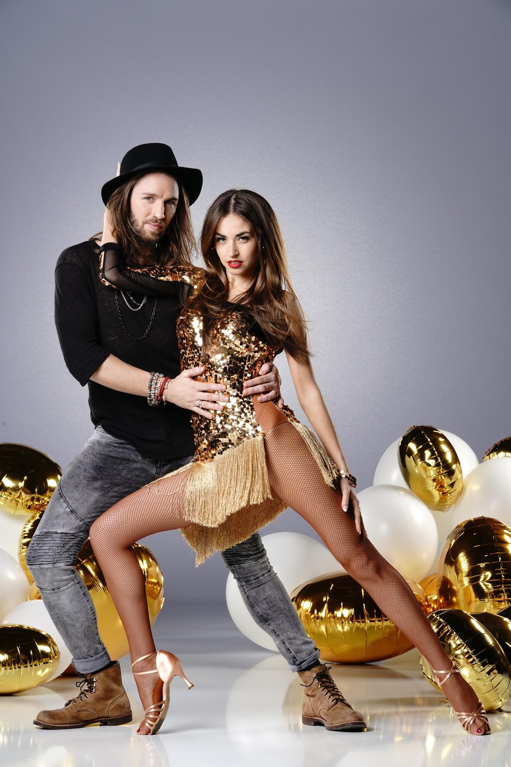 Lets Dance 2017 Gil Ofarim Und Ekaterina Leonova Stars On Tv