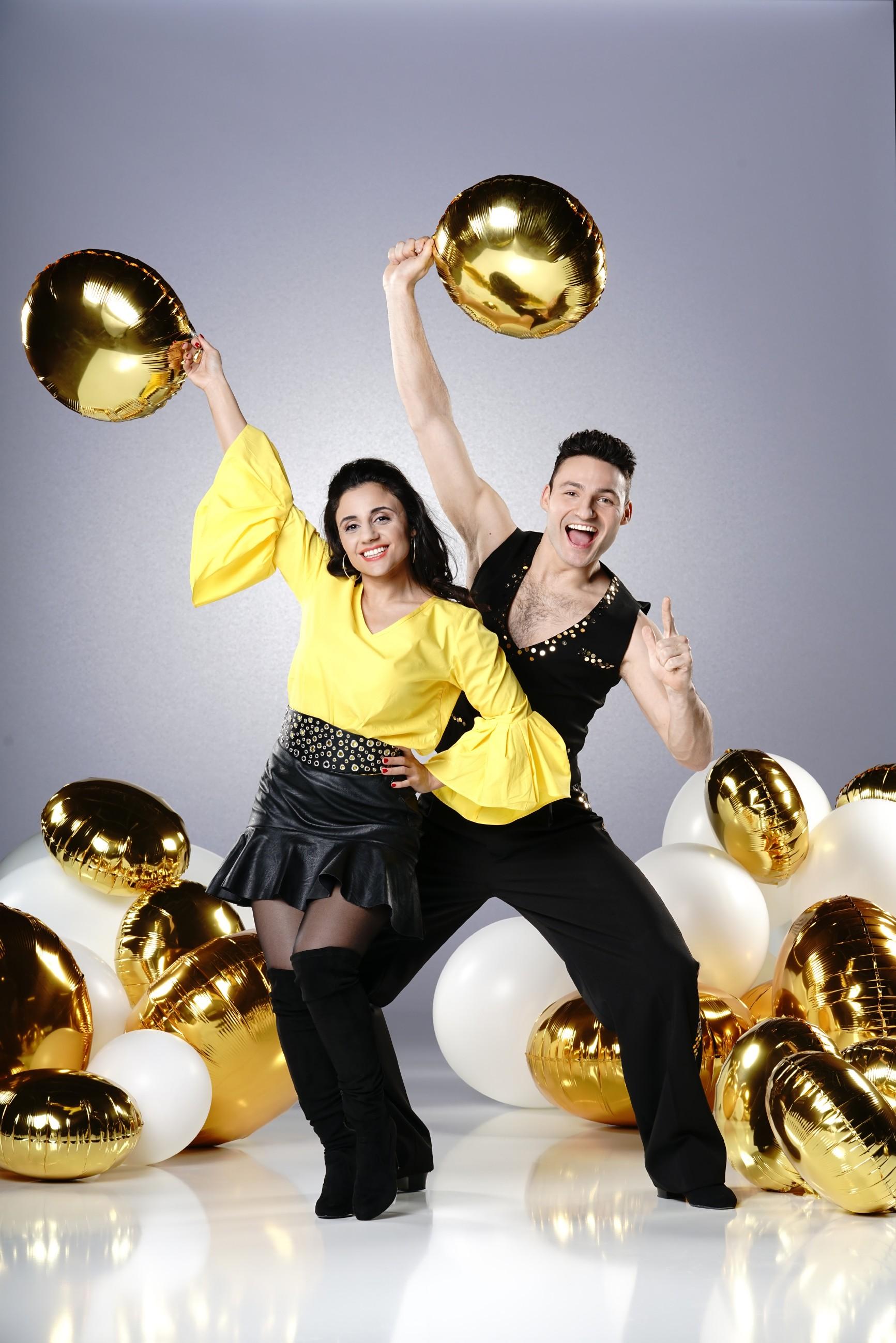 Let's Dance 2017 - Susi Kentikian und Robert Beitsch