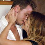 Der Bachelor 2017 - Sebastian und Viola küssen sich