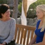 Der Bachelor Finale 2017 - Erika mit Sebastians Mutter Renate
