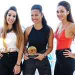 DSDS Recall 2017 – Viviana Milioti, Natalie Ehrlich und Lucia Desideria Dragone