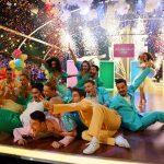 Let's Dance 2017 Show 2 - Der Eröffnungstanz der Profitänzer