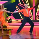 Let's Dance 2017 Show 2 -Maximilian Arland und Isabel Edvardsson