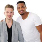 DSDS Recall Finale 2017 - Matthias Bonrath und Ruben Mateo
