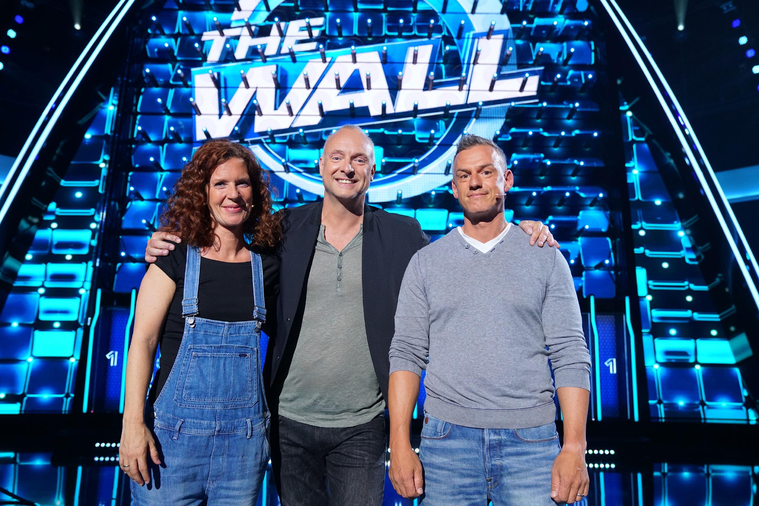 The Wall - Rona und Mischa aus Wesseling