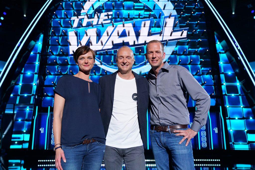 The Wall - Franca und Timo aus Neustadt