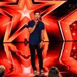 Das Supertalent 2017 Show 4 - Benjamin Lenzenhofer