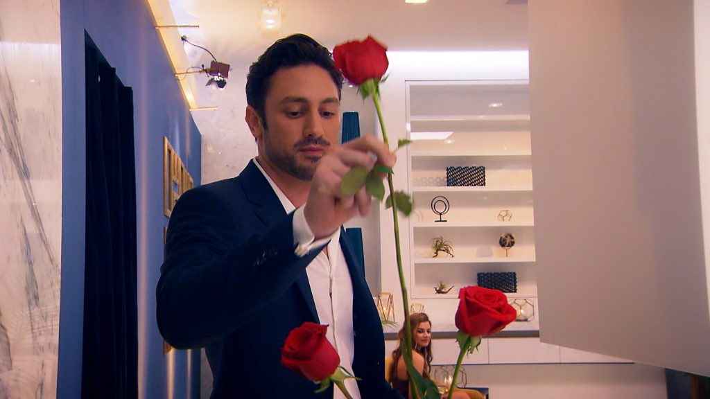 Bachelor Daniel bei der Nacht der Rosen. Welche Dame fliegt raus?
