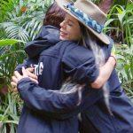 Dschungelcamp 2018 Tag 14 - Kattia verabschiedet sich von Jenny