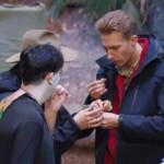 Dschungelcamp 2018 Tag 14 - Tina und Matthias kommen von der Schatzsuche zurück