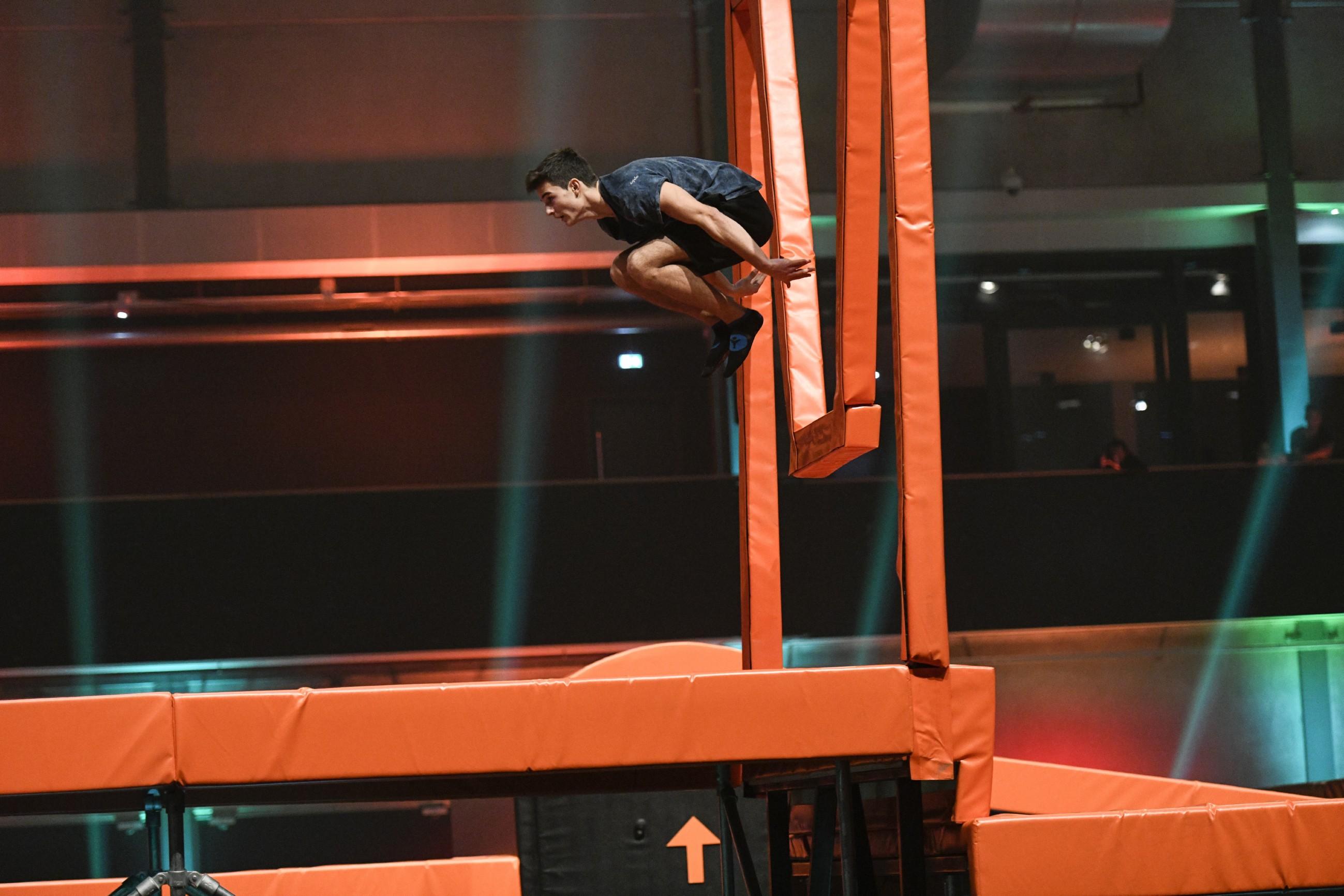 Big Bounce Finale - Lorenz Wetscher