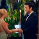 Der Bachelor 2018 Finale - Daniel und Svenja bei der letzten Nacht der Rosen