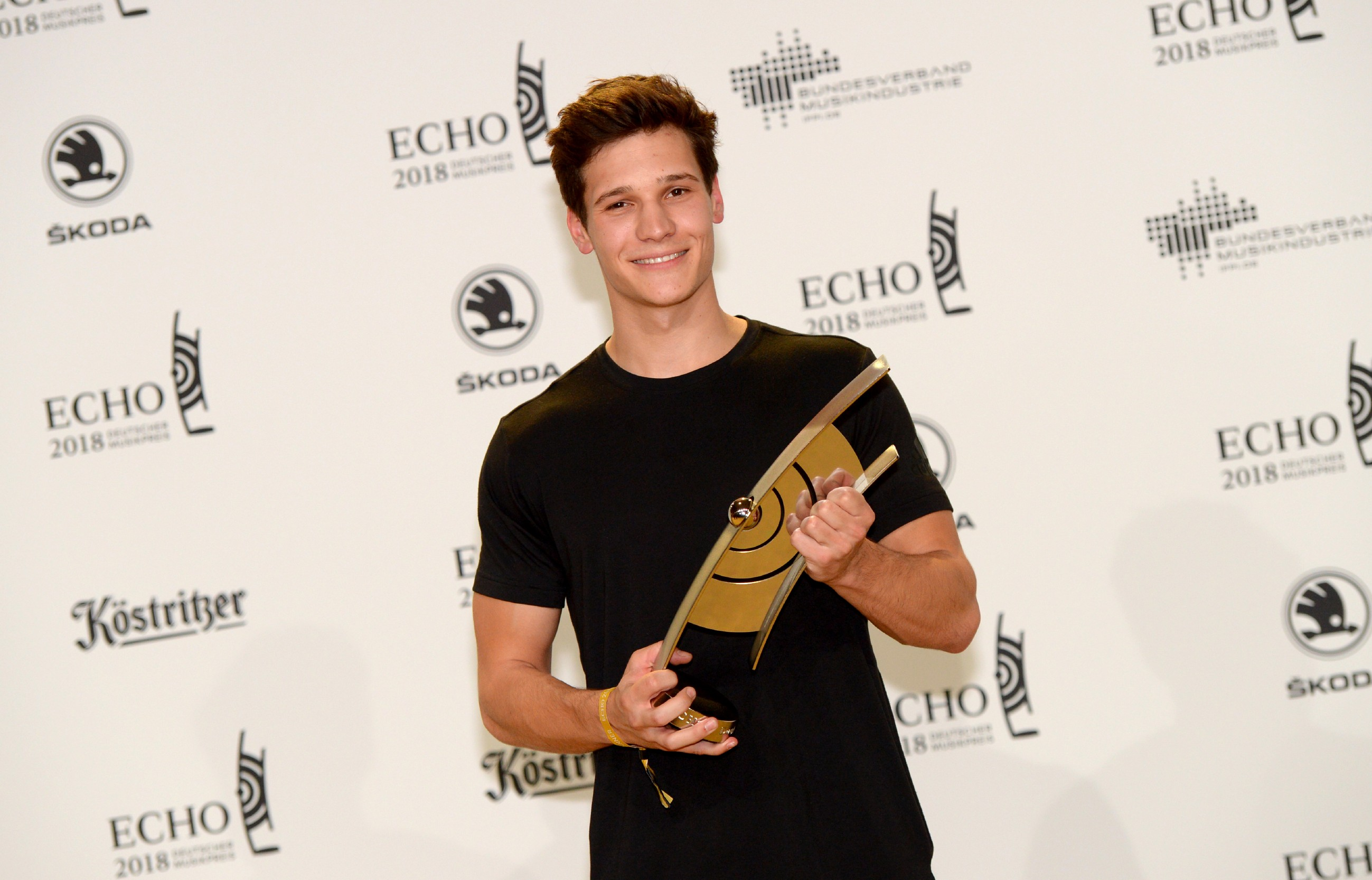 Echo 2018 Wincent Weiss Stars On Tv