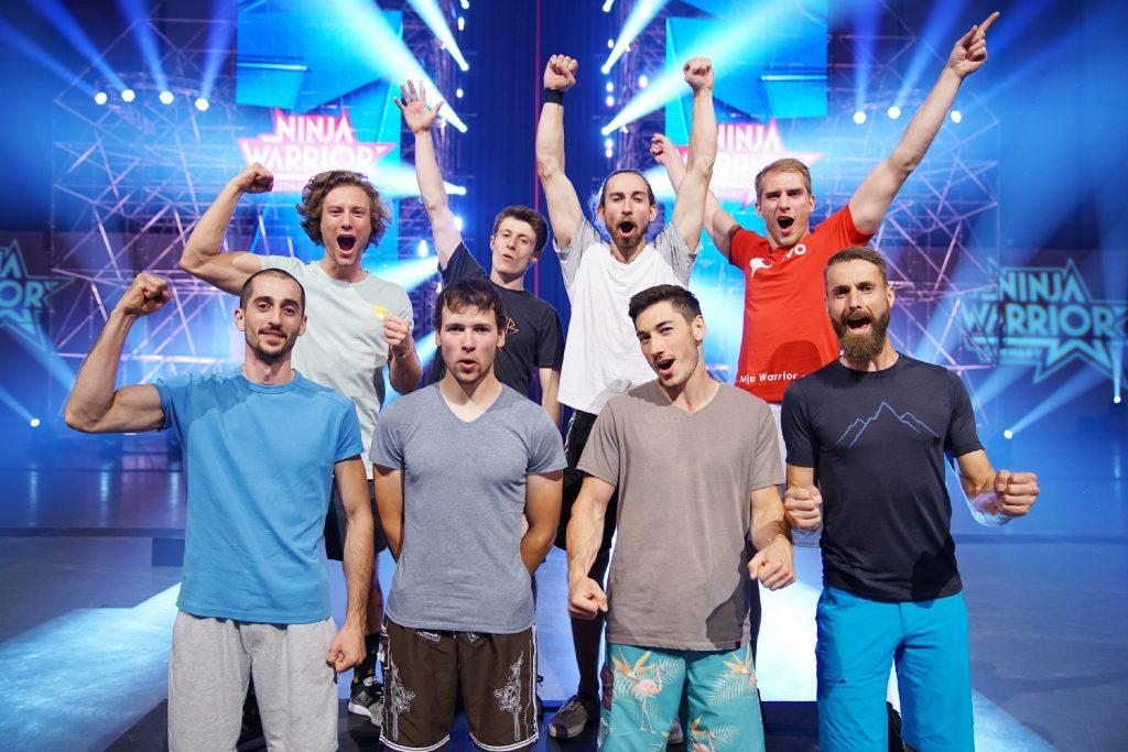 Diese acht Athleten haben es in das Semifinale geschafft.