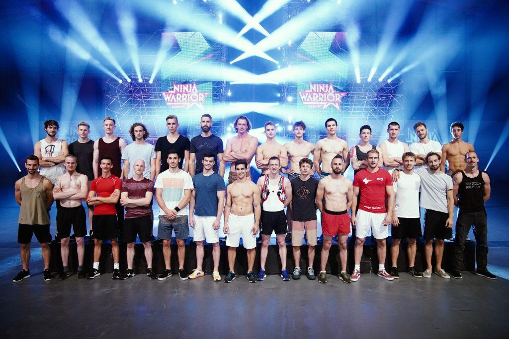 Die 28 Finalisten der 3. Staffel.