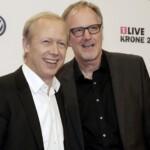 Die 1LIVE Krone 2014 - Tom Buhrow und Jochen Rausch