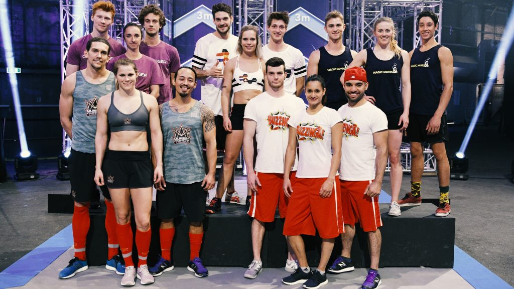 Team Ninja Warrior 2019