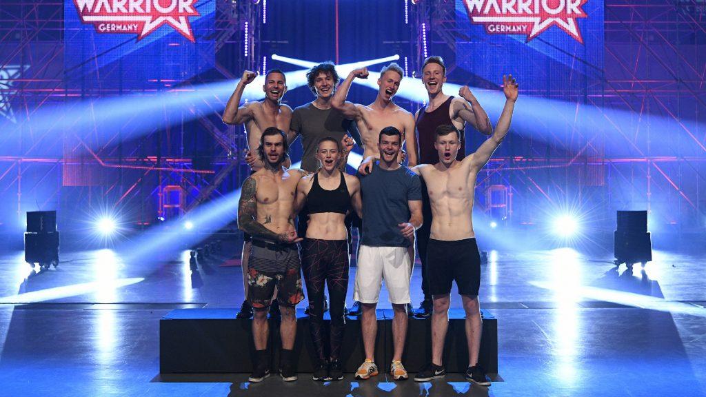 Diese acht Athleten sind im Semifinale