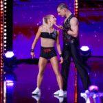 Das Supertalent 2019 Show 12 - Loulia Loudina und Fabien Ropraz