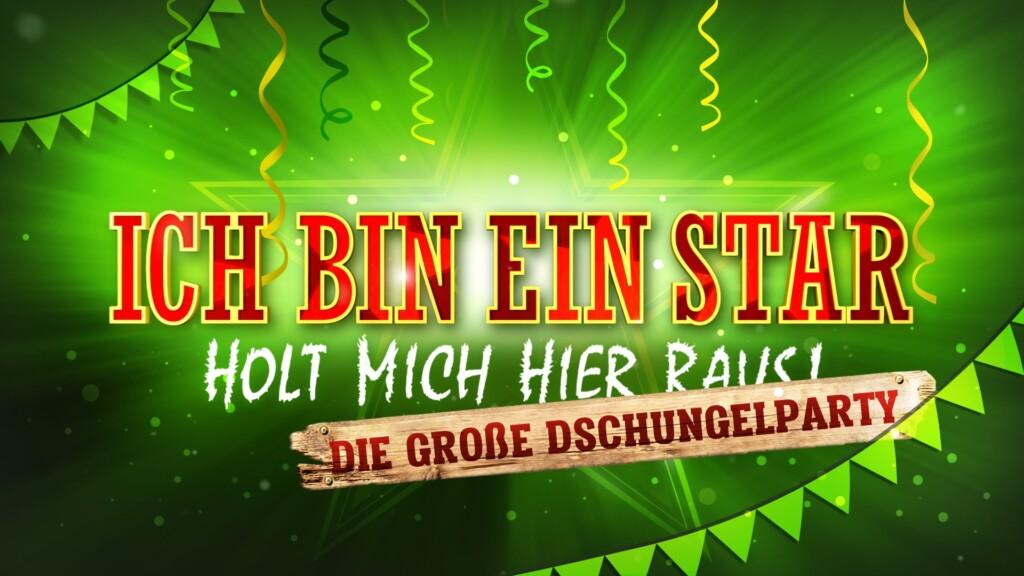 """""""Ich bin ein Star - Holt mich hier raus! Die große Dschungelparty"""" bei RTL."""