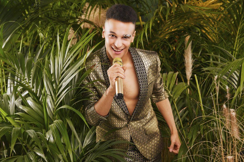 Dschungelcamp 2020 - Kandidat Prince Damien