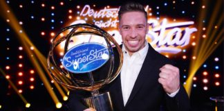 """Ramon Roselly ist der """"Superstar 2020""""."""