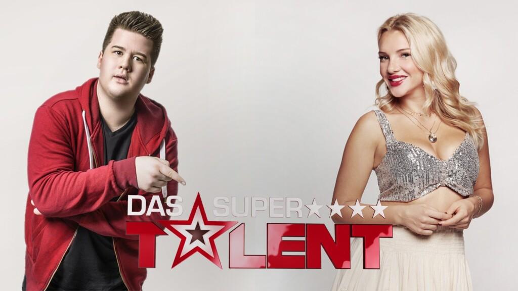 """Chris Tall und Evelyn Burdecki sitzen in der Jury von """"Das Supertalent"""" bei RTL."""