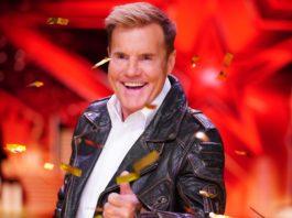 Das Supertalent 2020 - Jurymitglied Dieter Bohlen bei einem Promo-Dreh