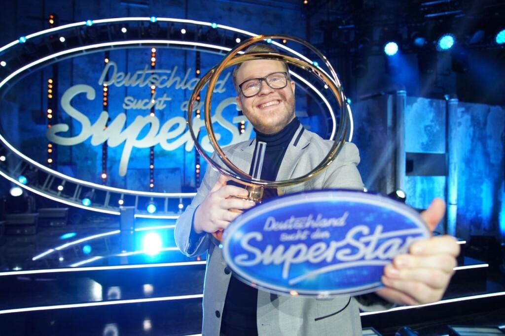 "Jan-Marten Block ist ""Superstar 2021""."
