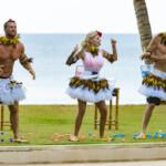 Promis unter Palmen 2020 Folge 2 - Bastian Yotta, Carina Spack und Ronald Schill
