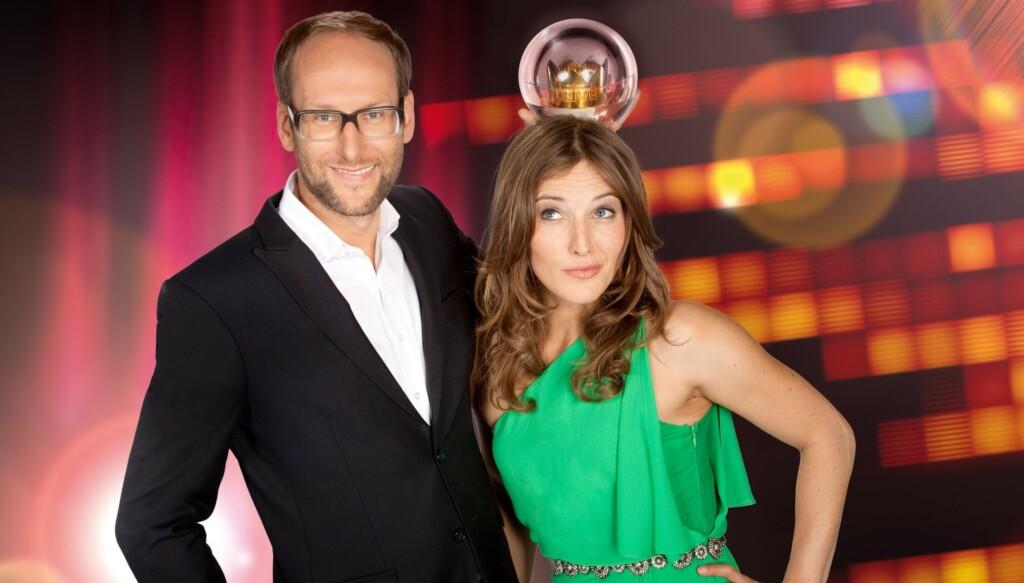 Jeannine Michaelsen und Simon Beeck moderieren Deutschlands größten Radio-Award.