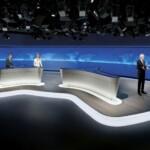 Neues tagesschau Studio 2014 - 180 Grad Panorama