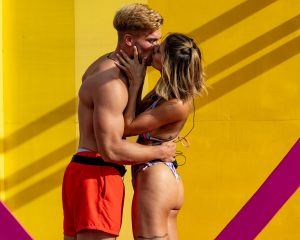 Love Island 2021 Tag 2 - Andriana und Philipp