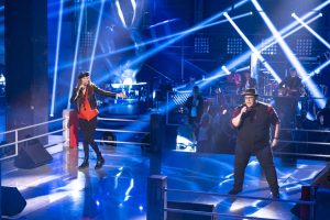 The Voice of Germany 2020 - Pamela Falcon und Andrew Reyes